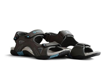 Travelin slippers & sandalen | Voor heren en dames in maat 36 t/m 46  Dames - Volda grijs