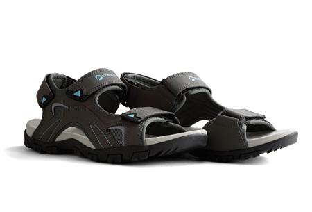Travelin slippers & sandalen | Voor heren en dames in maat 36 t/m 46  Heren - Volda grijs