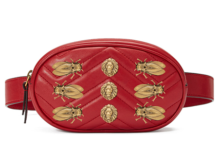 Bumbag heuptas | Dé musthave tas van dit moment! rood - special edition