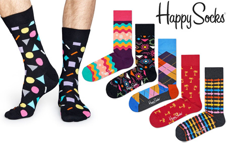 Happy Socks 4-pack
