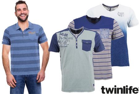 T shirt heren van Twinlife