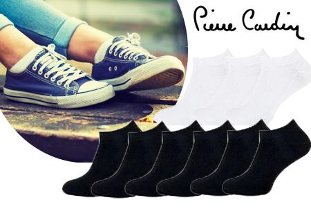 Pierre Cardin sneakersokken