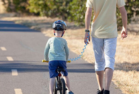 Kinder veiligheidsband | Je kind altijd veilig bij de hand