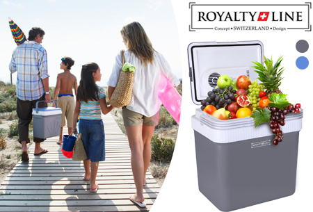 Royalty Line koel- en warmtebox