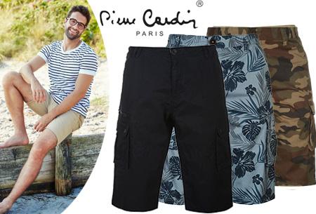 Pierre Cardin korte broeken in de aanbieding