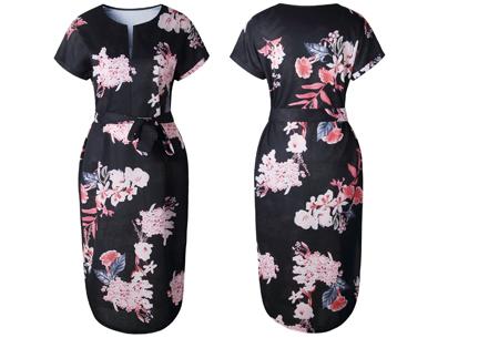 Pattern jurk in 7 uitvoeringen | Prachtige jurk met print voor een chique & sophisticated look #5