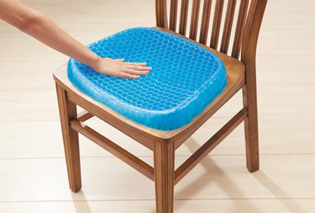 Egg Sitter Pillow | Ultieme ondersteuning en vermindert druk in elke stoel!