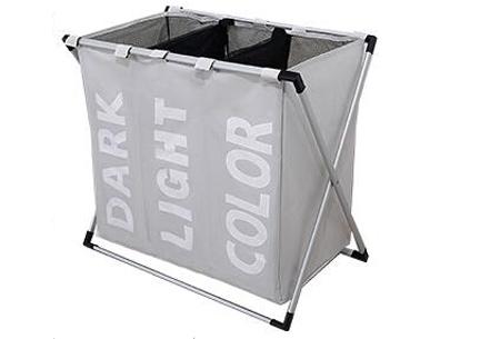 Wasmand organizer | Al je was direct op kleur gesorteerd! Beige