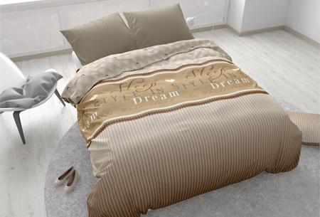 Zensation dekbedovertrekken | Stuntaanbieding - nu 7 uitvoeringen voor een bodemprijs Sleep in Style