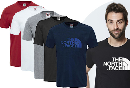 Dagaanbieding: The North Face heren shirts