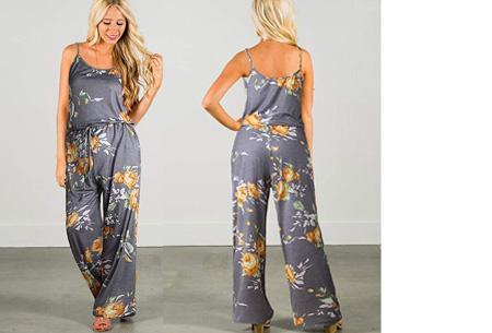 Comfy jumpsuit | Verkrijgbaar in maar liefst 13 verschillende kleuren/prints