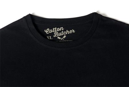 Cotton Butcher longfit T-shirts 3-pack  | Topkwaliteit lange shirts van 100% katoen voor mannen!