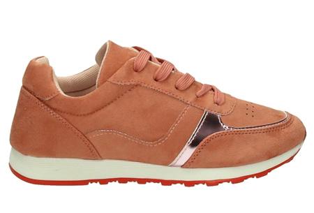 Everyday sneakers | Trendy, stijlvol, en comfortabel Peach