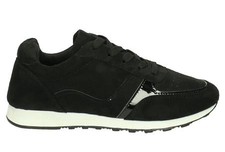Everyday sneakers | Trendy, stijlvol, en comfortabel Zwart