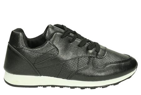 Shiny sneakers   Schitter als nooit tevoren met deze glamorous sneakers! Zwart