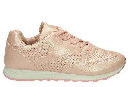 Shiny sneakers   Schitter als nooit tevoren met deze glamorous sneakers! Roze