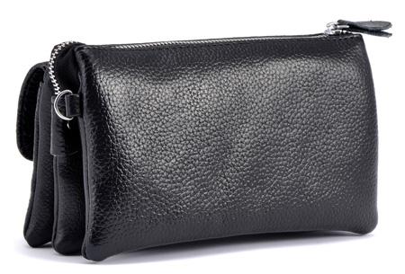 Multifunctionele portemonnee | Tas, clutch en portemonnee in één!
