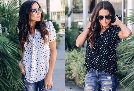 Dots blouse