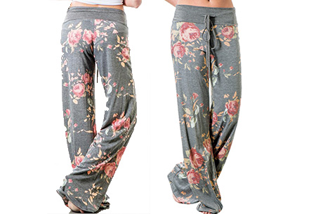 Comfy stretch broek | Verkrijgbaar in maar liefst 12 verschillende prints #4