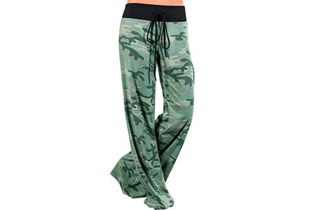 Comfy stretch broek | Verkrijgbaar in maar liefst 12 verschillende prints #5