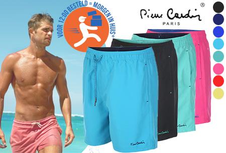Pierre Cardin zwembroeken | Verkrijgbaar in 8 kleuren