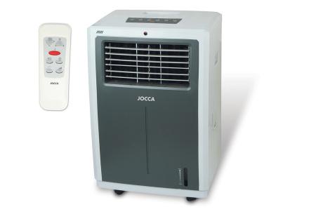 Jocca mobiele Aircooler | 3-in-1, koelen, zuiveren en bevochtigen