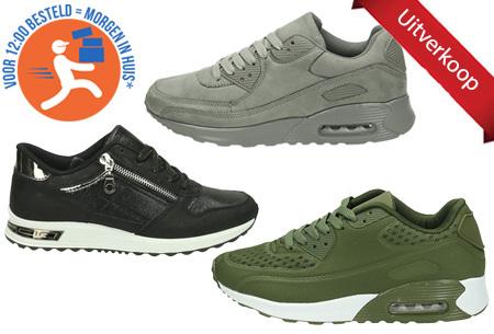 Sneaker outlet | Volledige uitverkoop