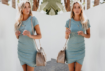 T-shirt dress | Stijlvolle basic voor elke vrouw