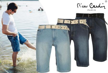 Pierre Cardin jeans shorts