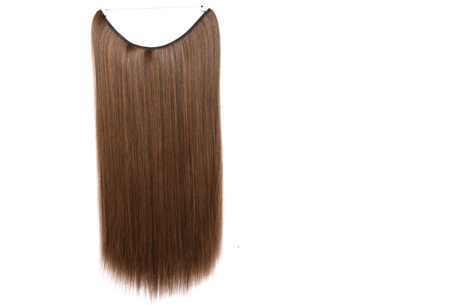 Wire haarextensions # 4A/27A