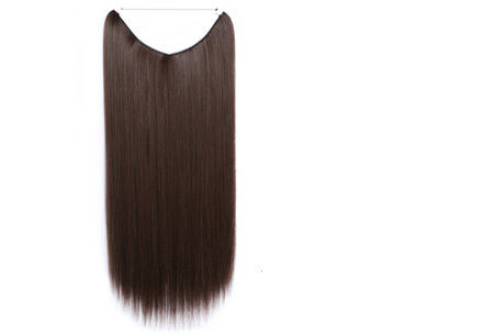Wire haarextensions # 4A/33