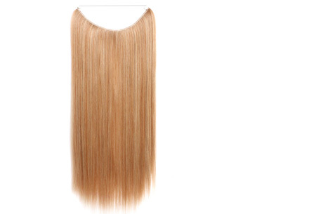 Wire haarextensions # 27A/613