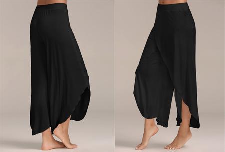 Comfy broek | Luchtige en zachte stretchstof voor ultiem draagcomfort