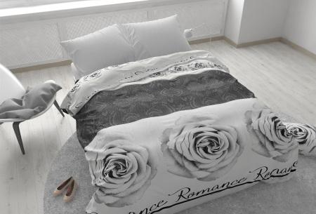 Dekbedovertrekken outlet | Extreem voordelig slapen onder luxe!  Romance White