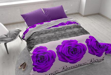 Dekbedovertrekken outlet | Extreem voordelig slapen onder luxe!  Rose purple