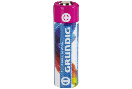 Grundig Alkaline batterijen | Krachtige AA en/of AAA batterijen