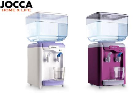 Waterkoeler en dispenser Jocca