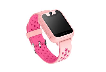 Locatie tracker horloge voor kinderen | Altijd op de hoogte van de locatie waar en wanneer jij wilt! roze