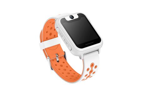 Locatie tracker horloge voor kinderen | Altijd op de hoogte van de locatie waar en wanneer jij wilt! wit