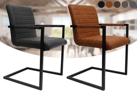 Kubis stoelen - modern & industrieel design