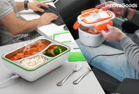 InnovaGoods elektrische lunchboxen