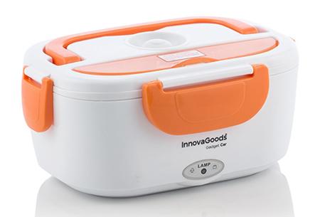 InnovaGoods elektrische lunchboxen | Een warme maaltijd zonder magnetron! #A