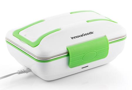 InnovaGoods elektrische lunchboxen | Een warme maaltijd zonder magnetron! #B