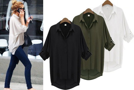 Daily blouse | Stijlvolle en trendy blouse