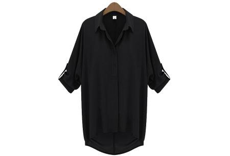 Daily blouse   Stijlvolle en trendy blouse Zwart