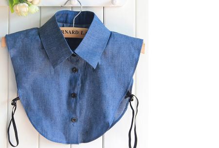 Blouse kraagjes | Losse kraagjes voor onder je trui | 16 verschillende kleuren/prints #3
