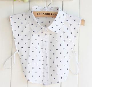 Blouse kraagjes | Losse kraagjes voor onder je trui - 16 verschillende prints #13