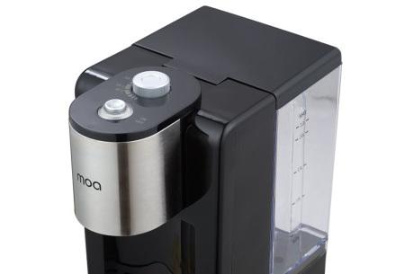 Moa instant water cooker   Gekookt water met één druk op de knop