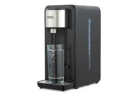 Moa instant water cooker   Gekookt water met één druk op de knop Model #1