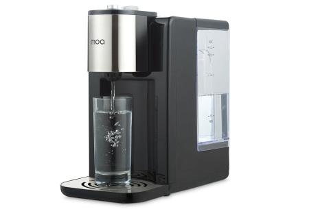 Moa instant water cooker   Gekookt water met één druk op de knop Model #2